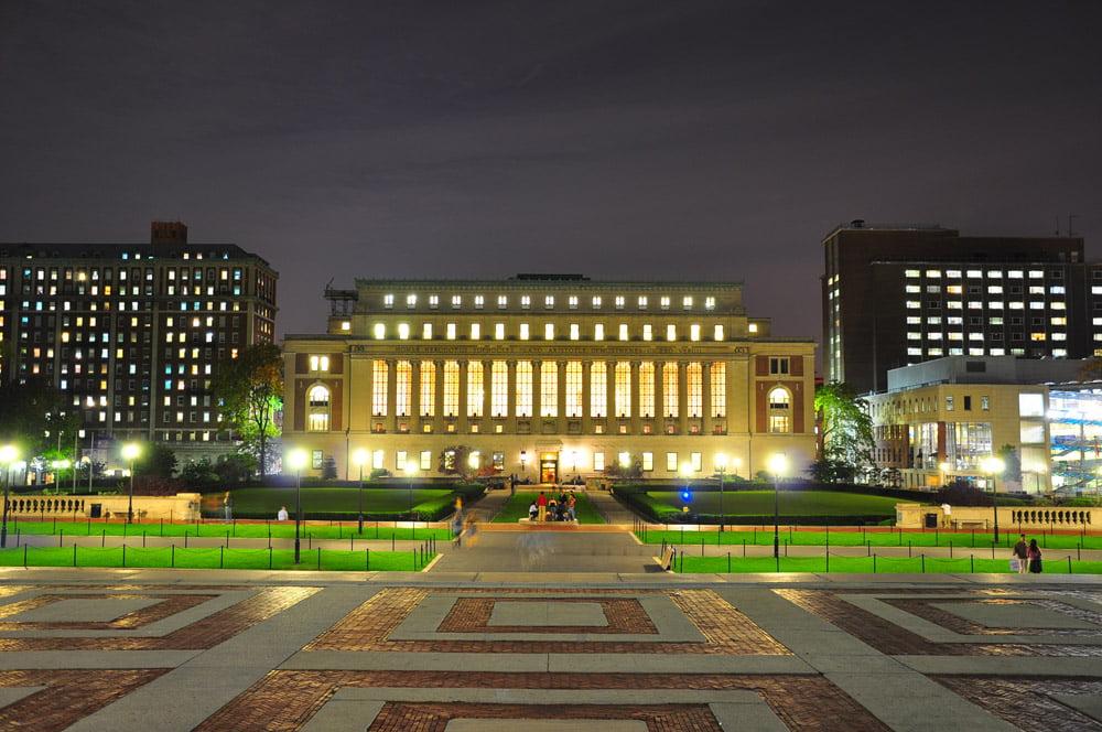Columbia University PhD industrial organizational psychology