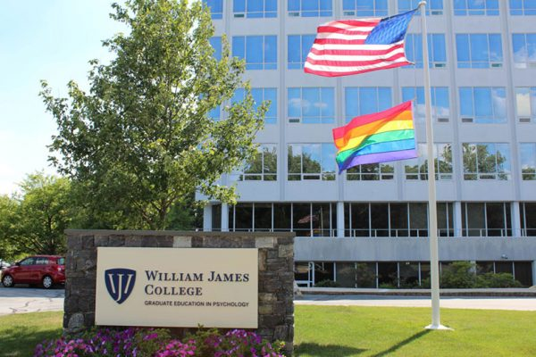 WILLIAM JAMES COLLEGE TOP ONLINE IO PSY PHD