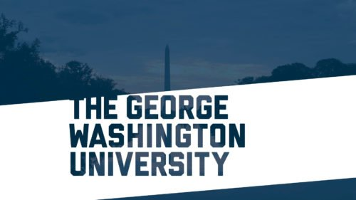 GWU Master's in Organizational Leadership and Learning