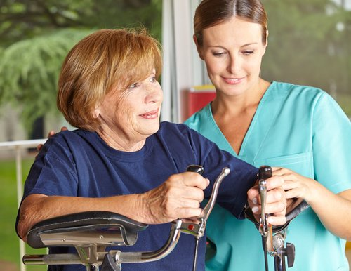 Occupational therapy is a form of medical treatment that helps people who have an injury, sickness or disability that makes it difficult for them to perform typical activities at home, work or school.