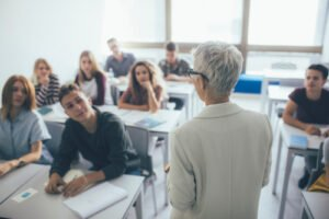 College Professor is a Top Careers for People with Industrial and Organizational Psychology Doctorates