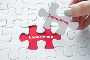 Education and Experience Affect Your Salary